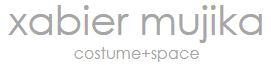 Logotipo Costume design+production Xabier Mugica