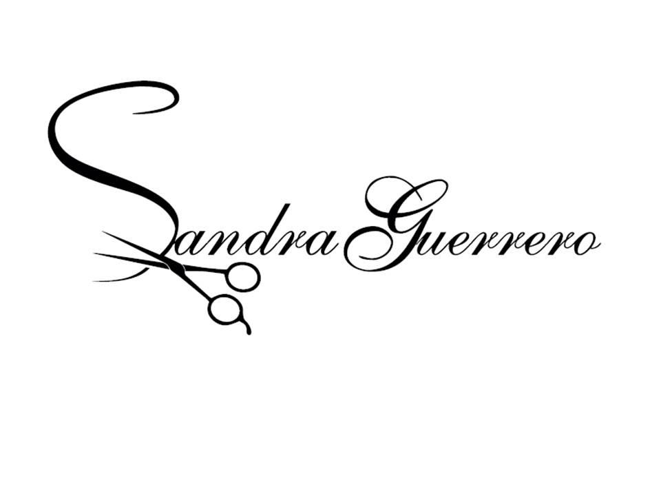 Logotipo Peluquería Sandra