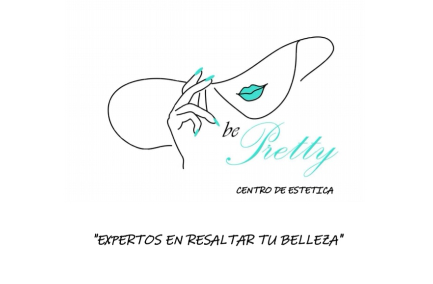 Logotipo Be Pretty